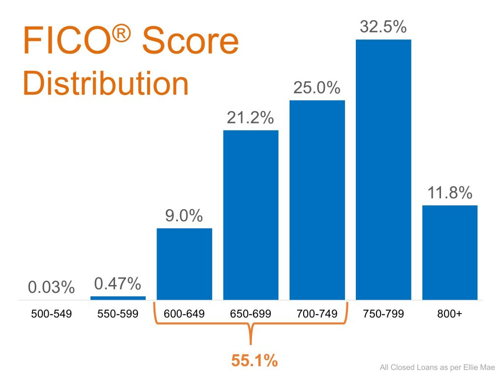 FICO® Score Distribution